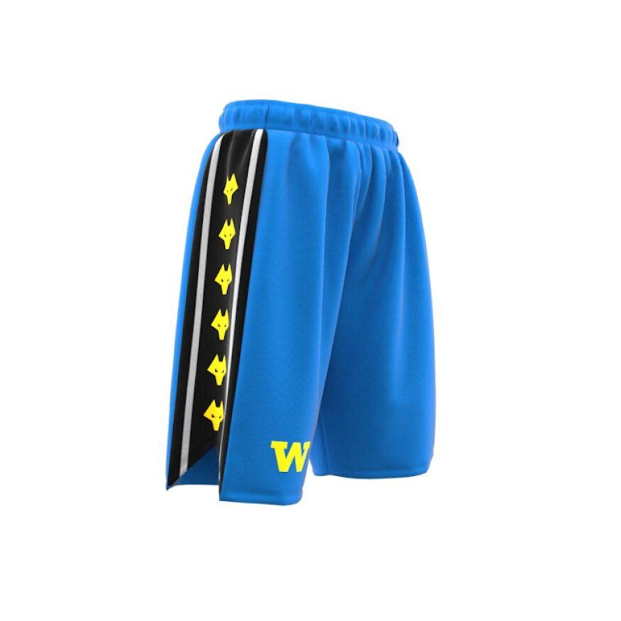 ZA Phenom Basketball Shorts-1051