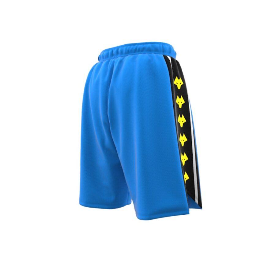 ZA Phenom Basketball Shorts-1050
