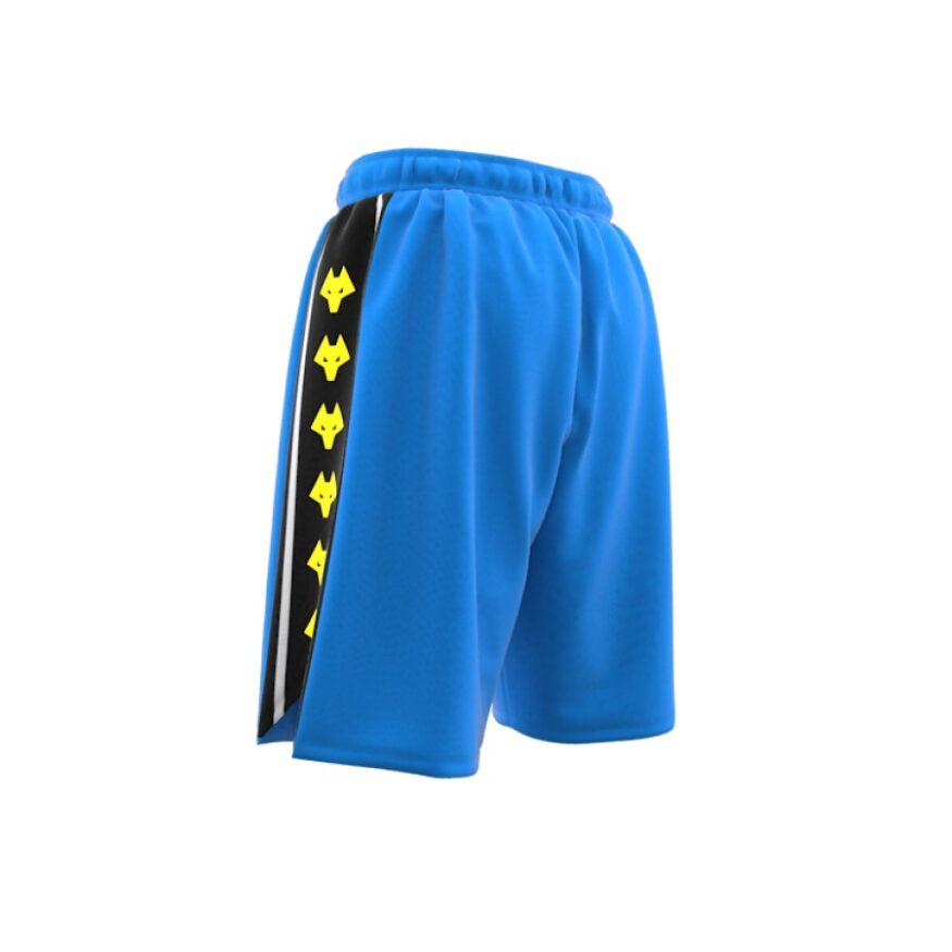 ZA Phenom Basketball Shorts-1052