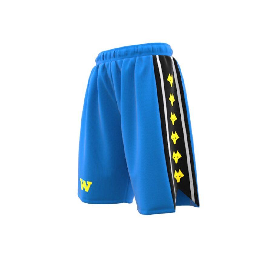 ZA Phenom Basketball Shorts-1053