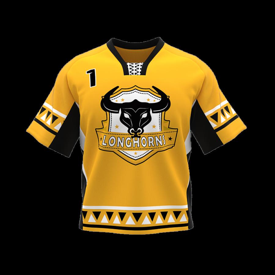 ZA Laser Elite Lacrosse Jersey-0