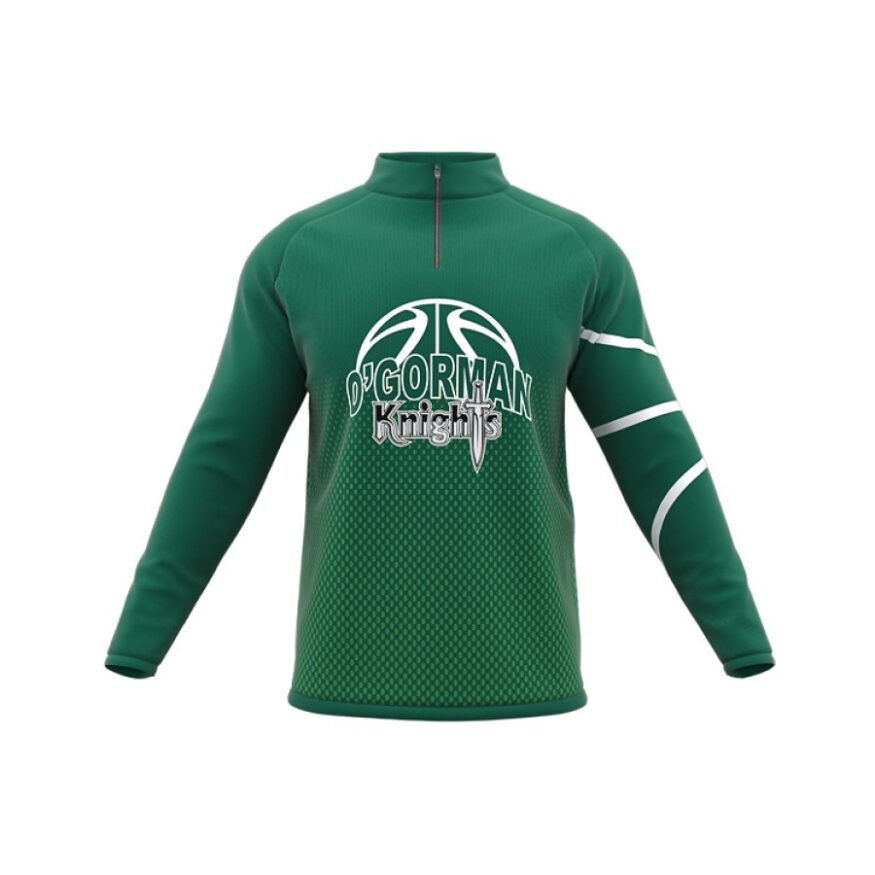 ZA ¼ Zip Long Sleeve Pullover-0