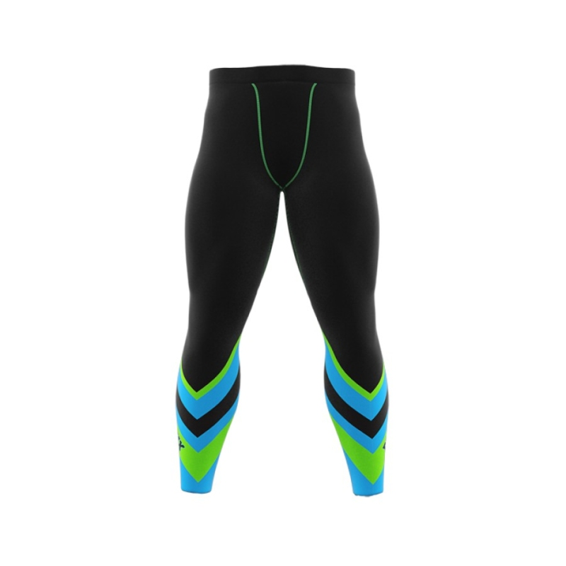 ZA Force Compression Full Length Pants-0