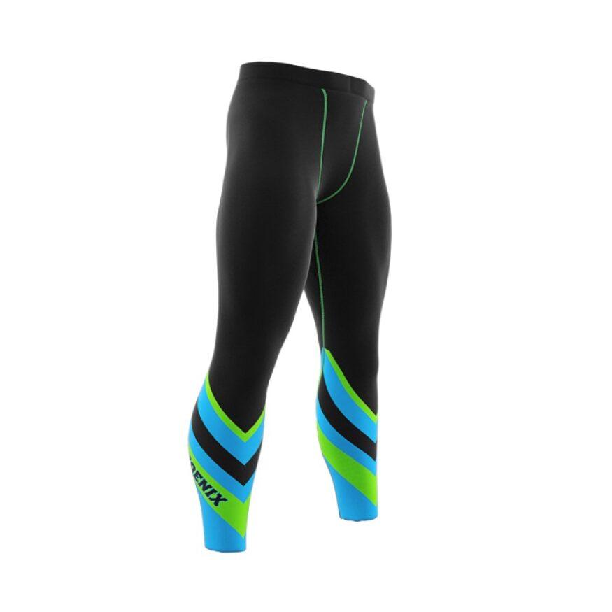 ZA Force Compression Full Length Pants-1813