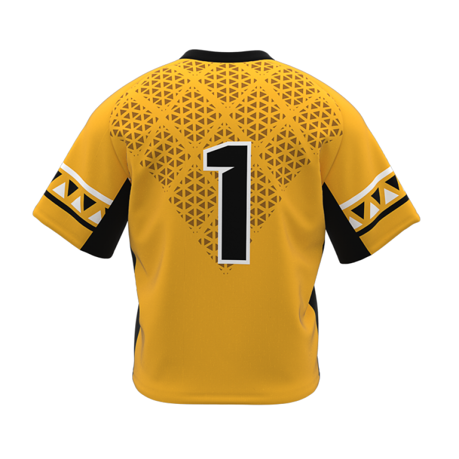 ZA Laser Elite Lacrosse Jersey-1576