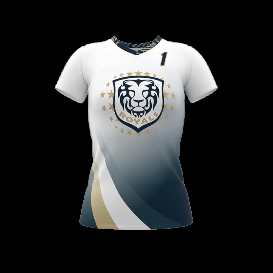 ZA Rip Short Sleeve Lacrosse Jersey-0