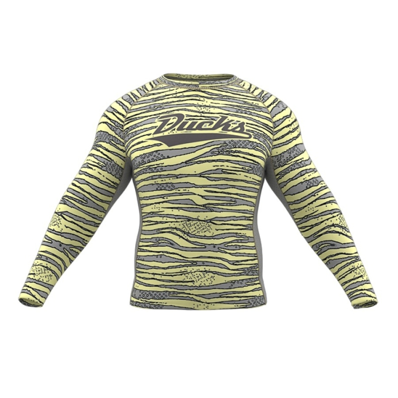 ZA Force Compression Long Sleeve-0