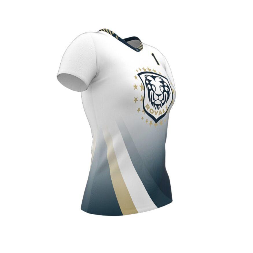 ZA Rip Short Sleeve Lacrosse Jersey-1697