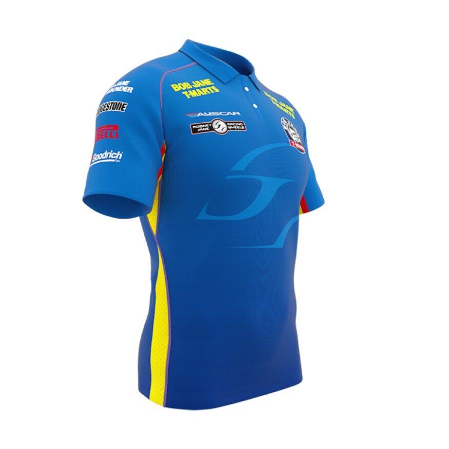 ZA Sideline Polo Shirt-1772