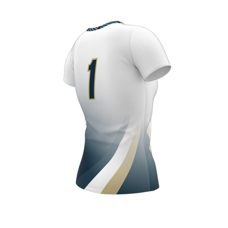 ZA Rip Short Sleeve Lacrosse Jersey-1698