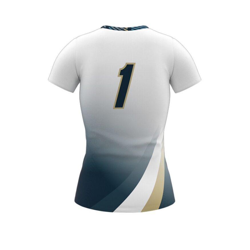 ZA Rip Short Sleeve Lacrosse Jersey-1699