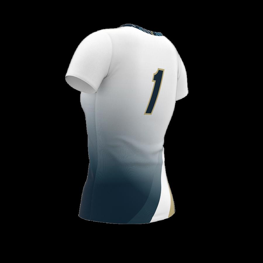ZA Rip Short Sleeve Lacrosse Jersey-1700