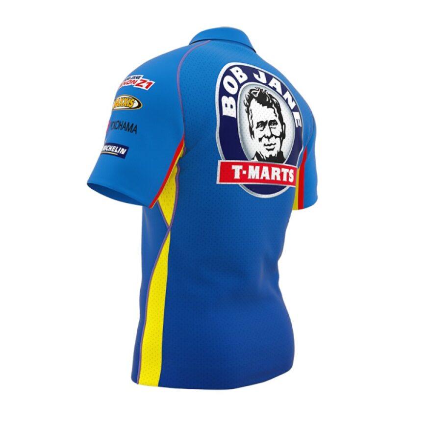ZA Sideline Polo Shirt-1775
