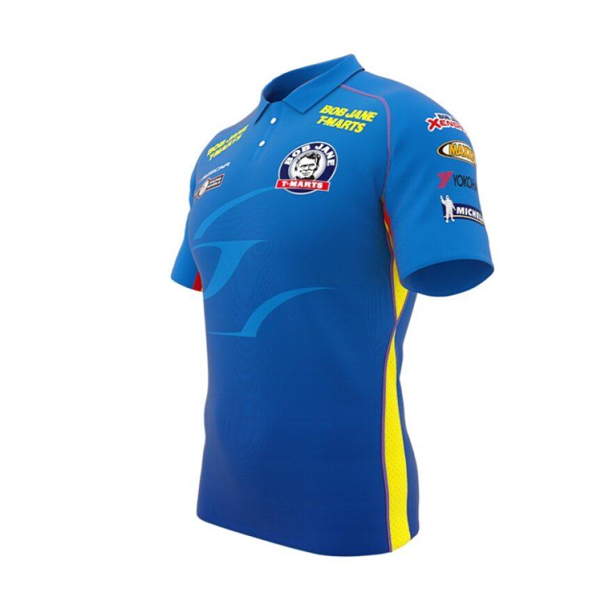 ZA Sideline Polo Shirt-1776