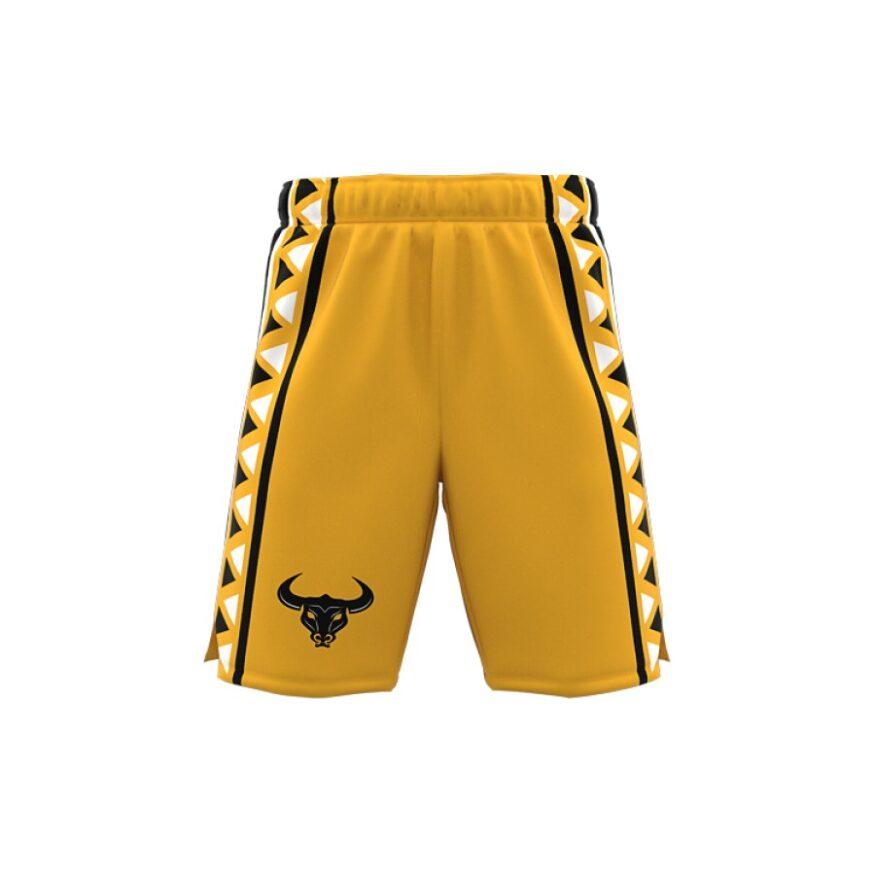 ZA Laser Elite Lacrosse Shorts-0