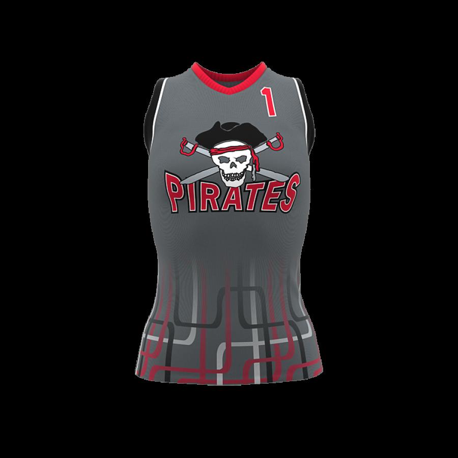 ZA Rip Sleeveless Lacrosse Jersey-0