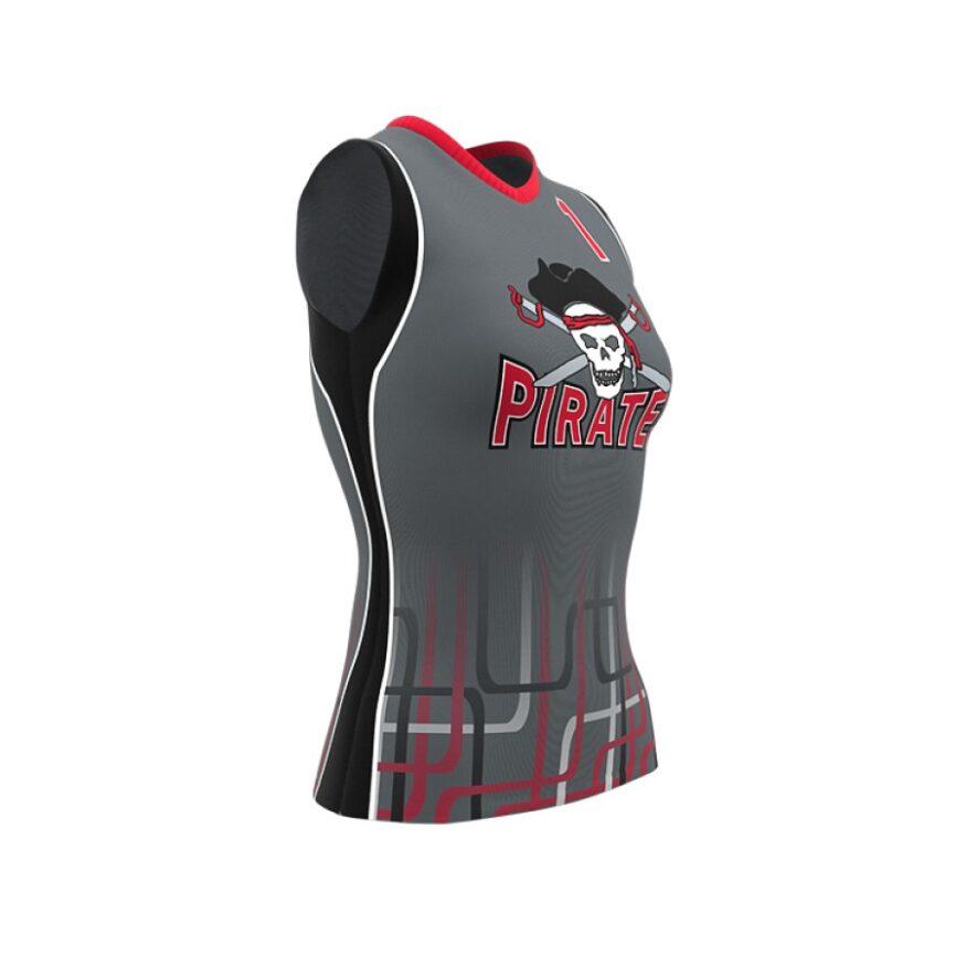 ZA Rip Sleeveless Lacrosse Jersey-1691