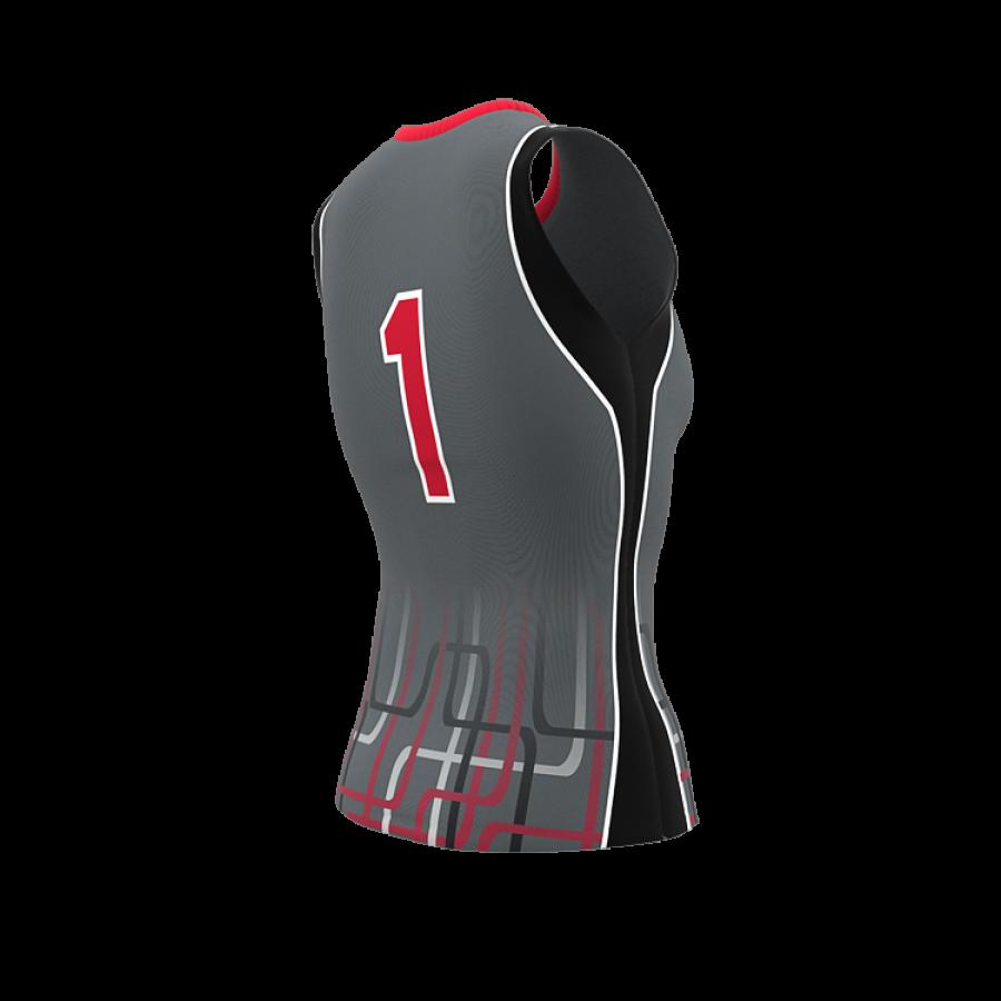 ZA Rip Sleeveless Lacrosse Jersey-1692