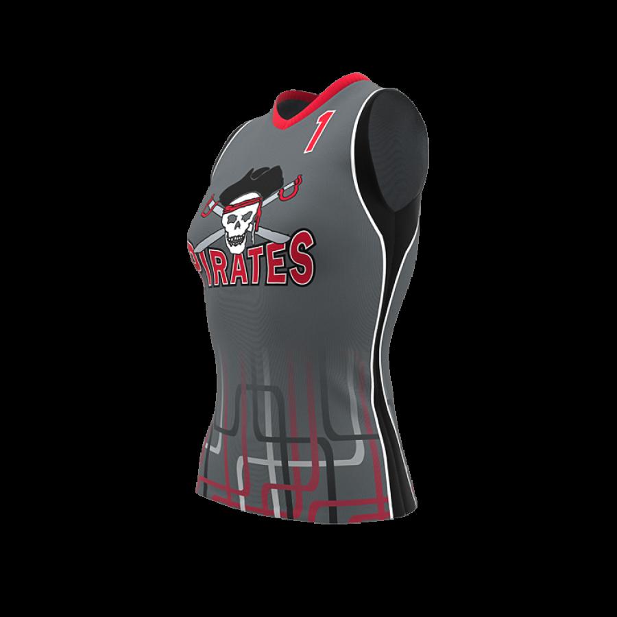 ZA Rip Sleeveless Lacrosse Jersey-1695