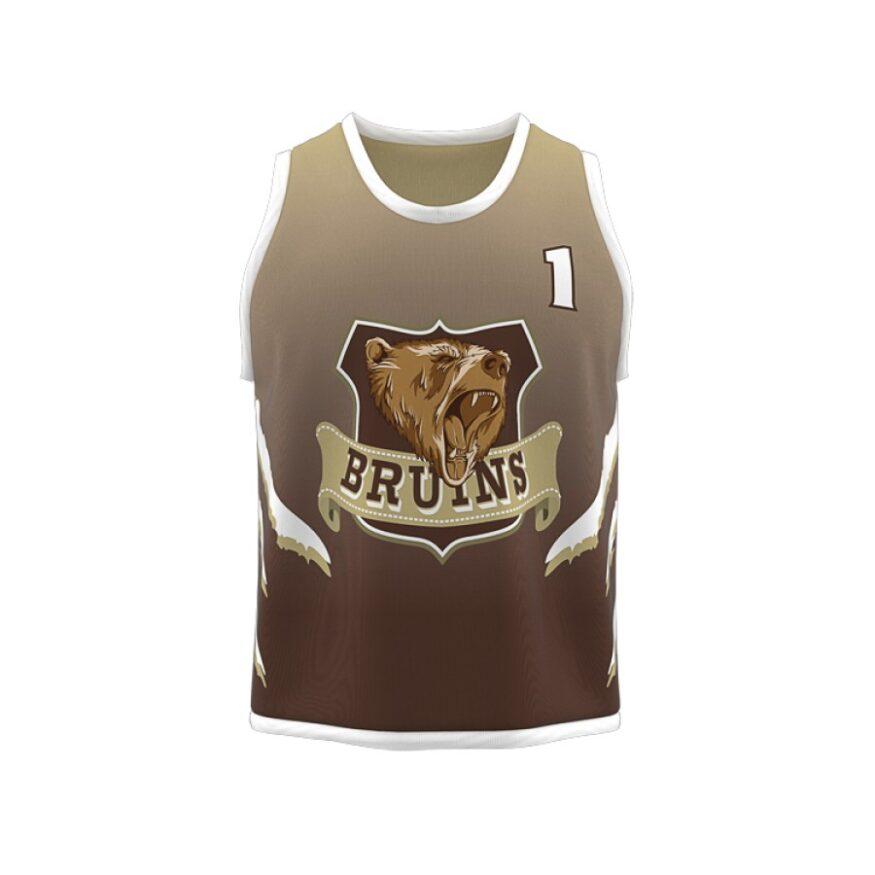 ZA Double Team Reversible Lacrosse Vest-0