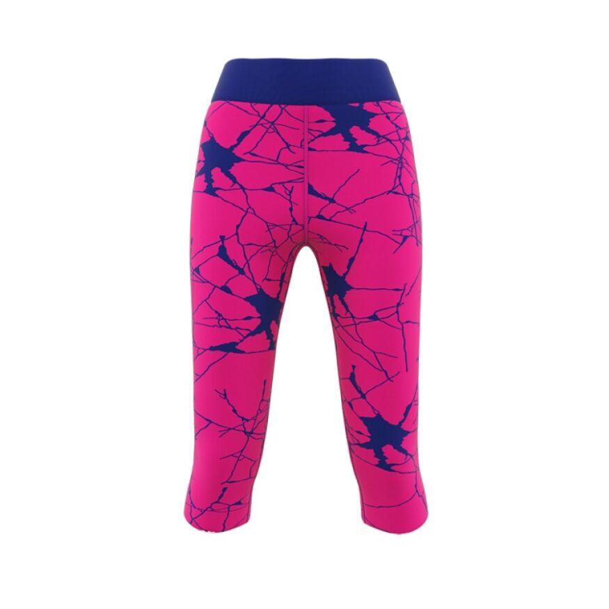ZA Women's Yoga Style ¾ Length Pants-0
