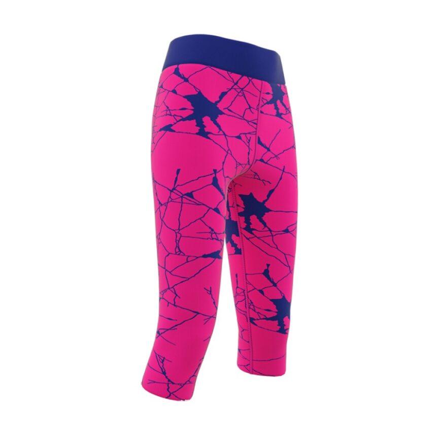 ZA Women's Yoga Style ¾ Length Pants-1828