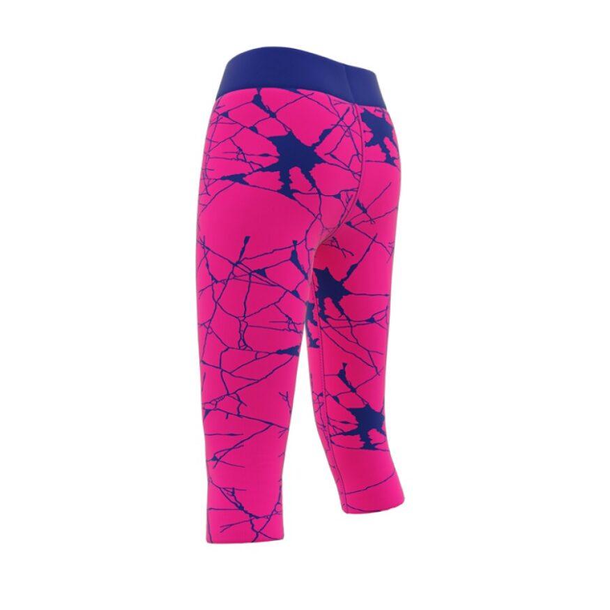 ZA Women's Yoga Style ¾ Length Pants-1830