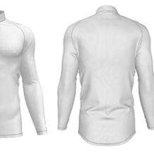 ZA Dinger Derby Long Sleeve 1/4 Zip Pullover-0