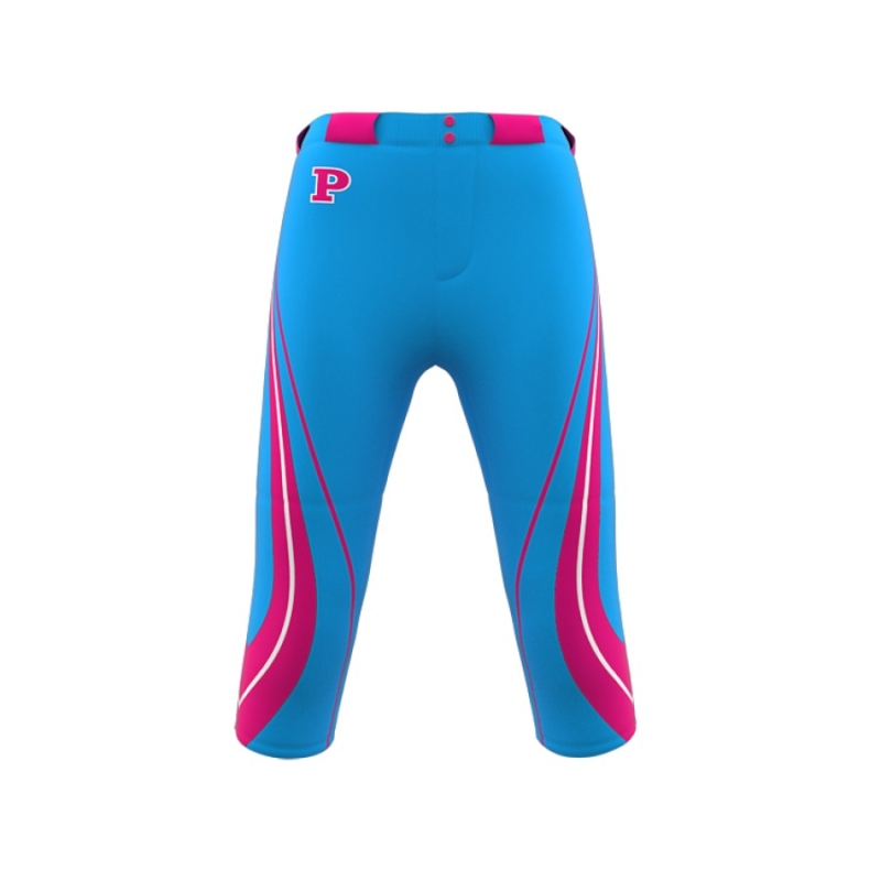 ZA Diamond Fastpitch Full Sublimation Pants-0