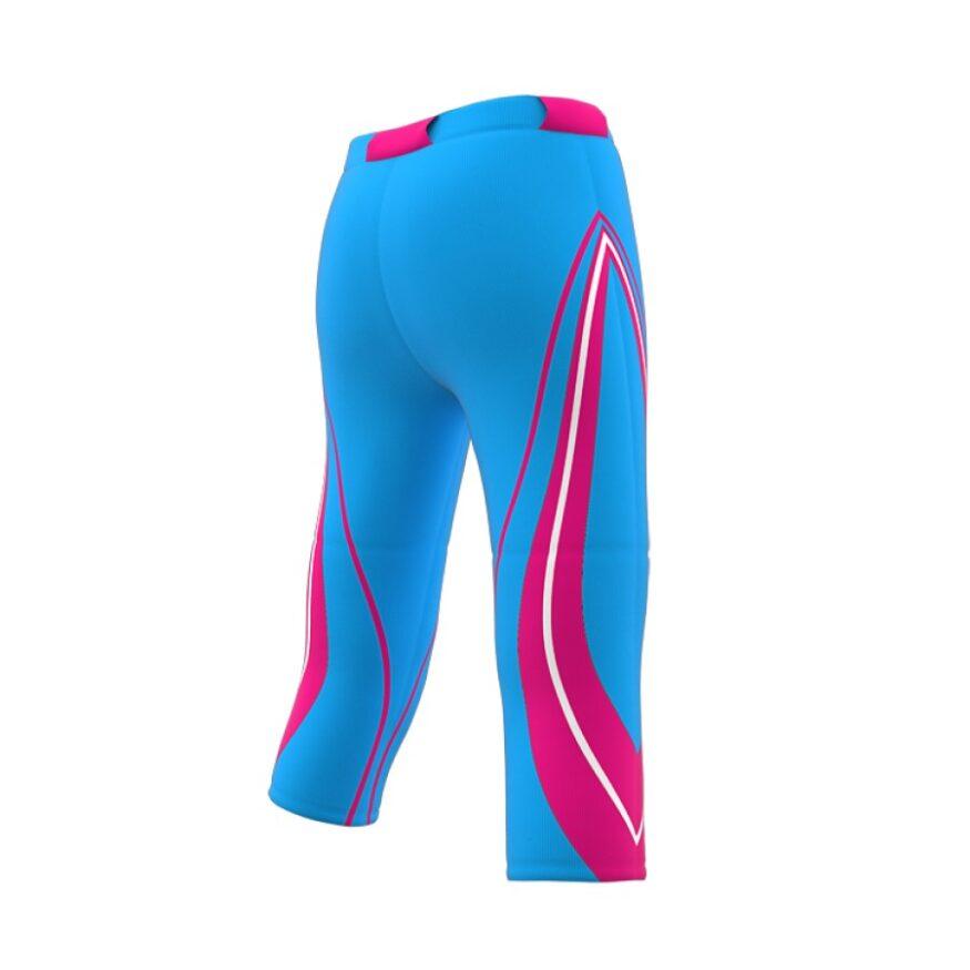 ZA Diamond Fastpitch Full Sublimation Pants-1496