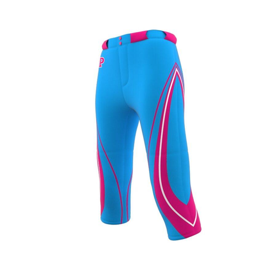 ZA Diamond Fastpitch Full Sublimation Pants-1499