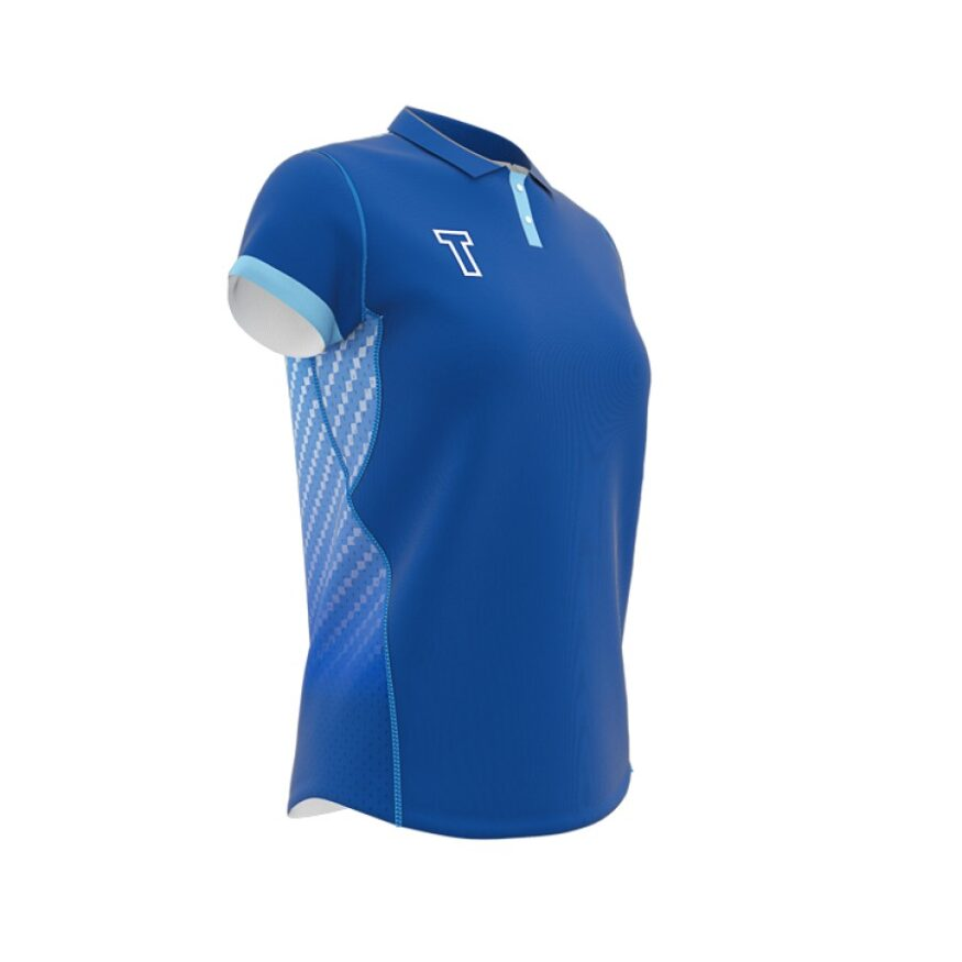 ZA Sideline Womens Polo Shirt-1778