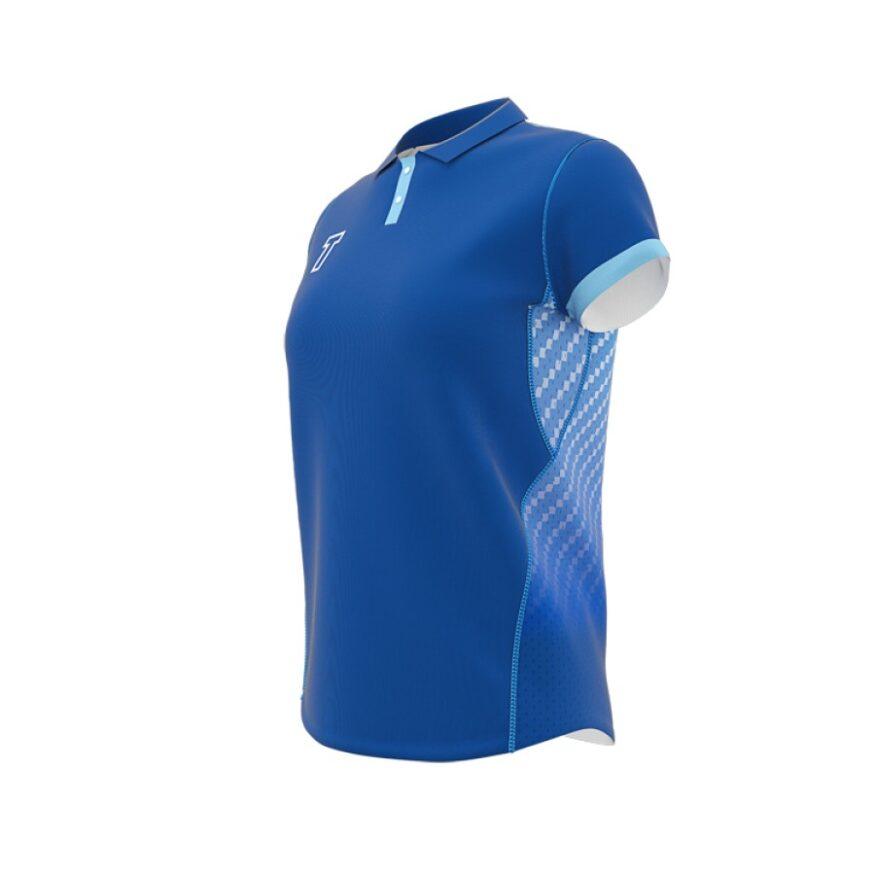 ZA Sideline Womens Polo Shirt-1782