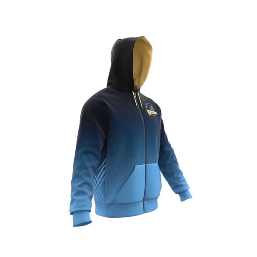 ZA Inspire Full Zip Hoodie-1845