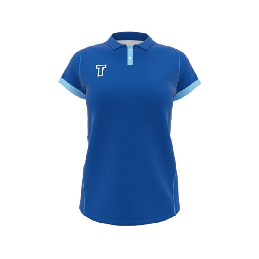 ZA Sideline Womens Polo Shirt-0