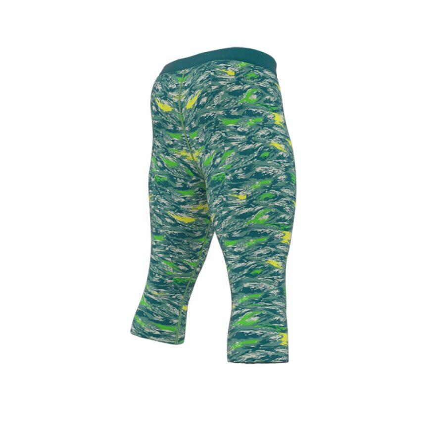 ZA Force Compression ¾ Length Pants-1820