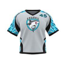 ZA Laser Elite Reversible Lacrosse Jersey-1586