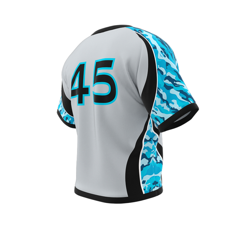 ZA Laser Elite Reversible Lacrosse Jersey-1588