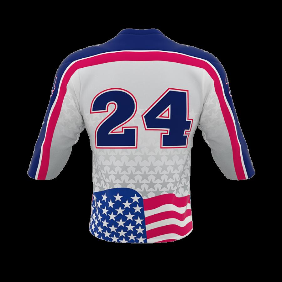 ZA Rake Phenom Lacrosse Style Jersey-1668