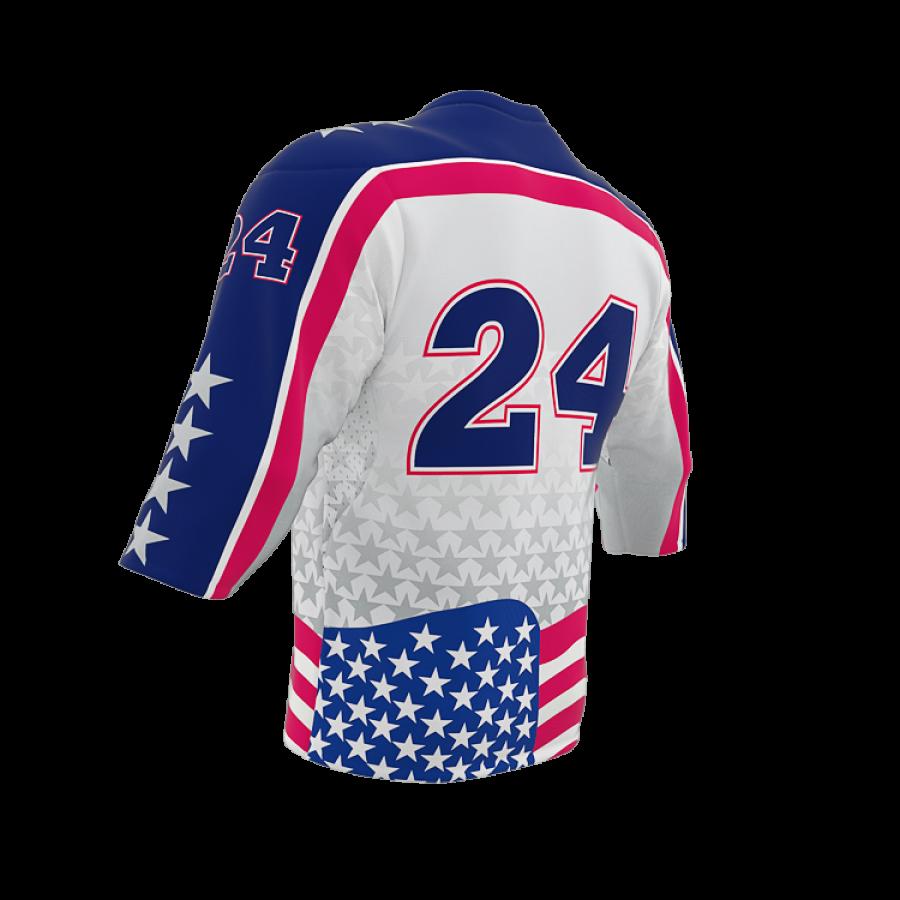 ZA Rake Phenom Lacrosse Style Jersey-1669