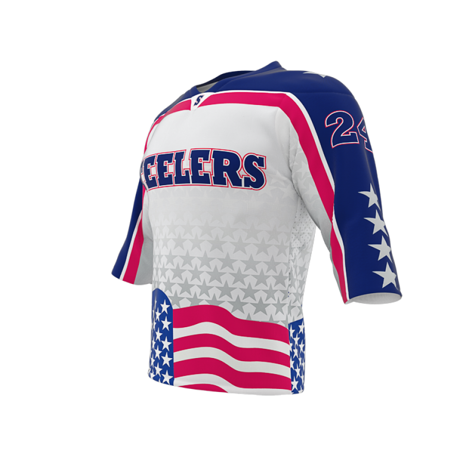 ZA Rake Phenom Lacrosse Style Jersey-1670