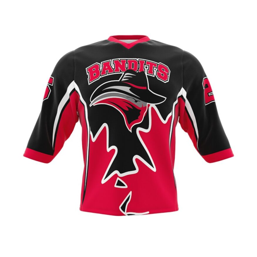 ZA Rake Playmaker Lacrosse Style Jersey-0