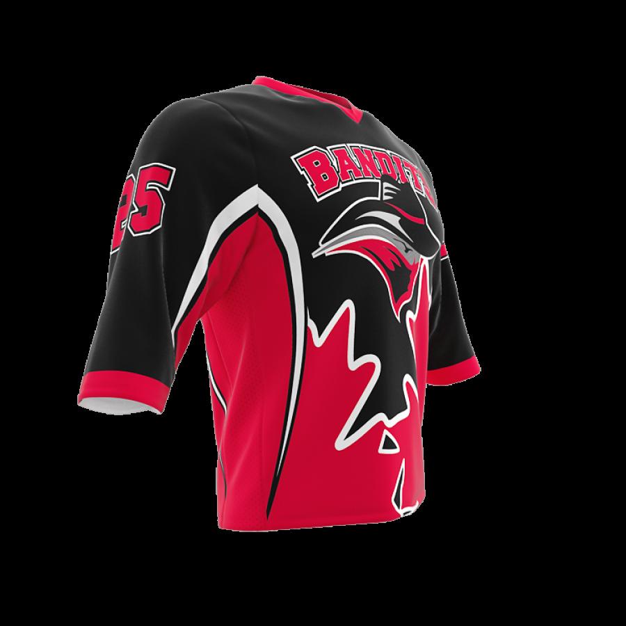 ZA Rake Playmaker Lacrosse Style Jersey-1672