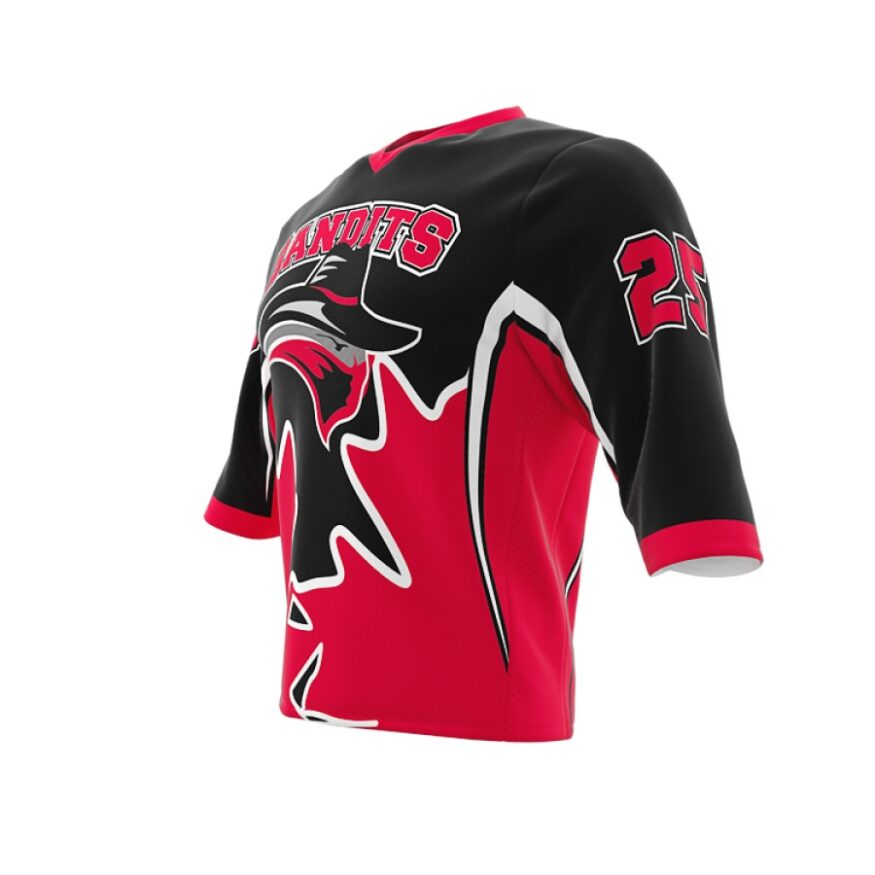ZA Rake Playmaker Lacrosse Style Jersey-1676