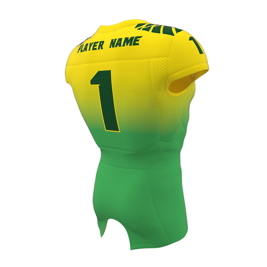 ZA Elite Football Jersey-1348