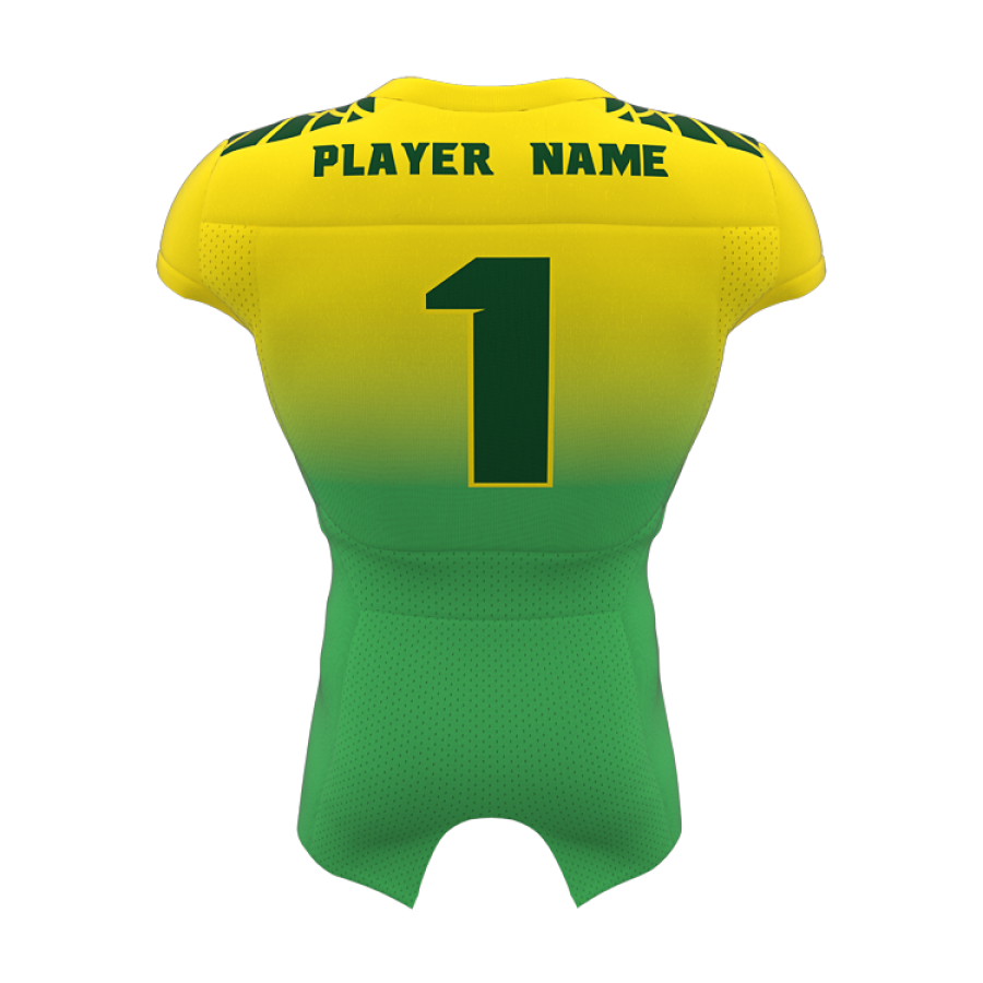 ZA Elite Football Jersey-1349
