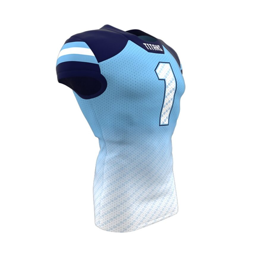ZA Playmaker Football Jersey-1377