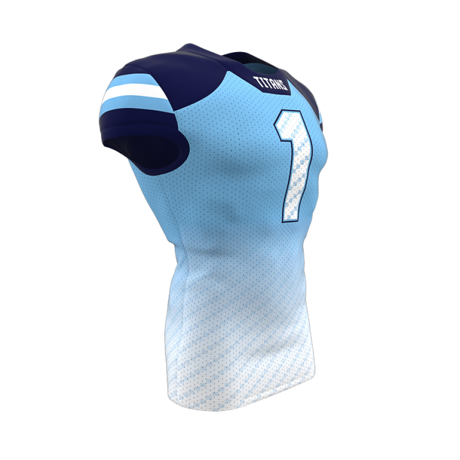 ZA Playmaker Football Jersey-1377