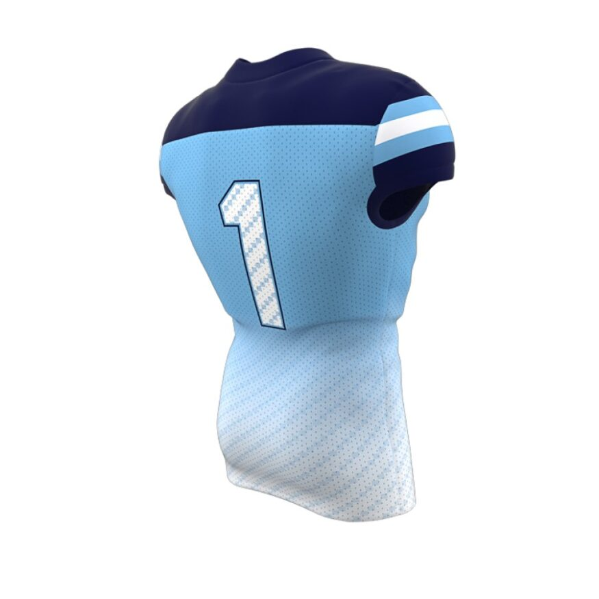 ZA Playmaker Football Jersey-1378