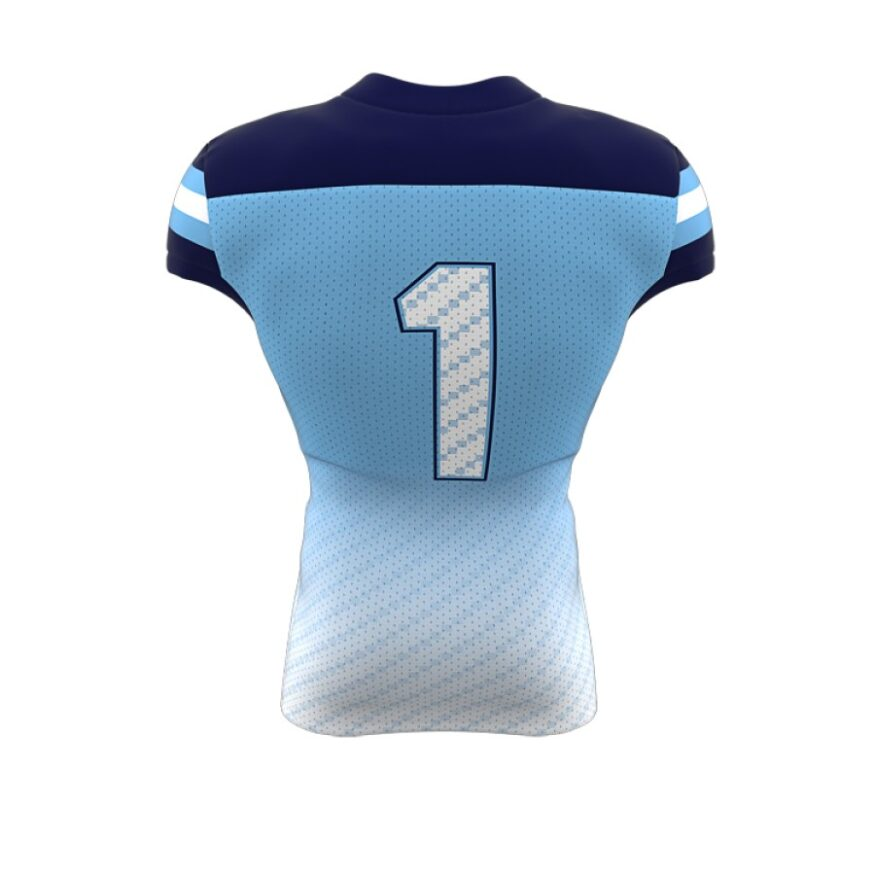 ZA Playmaker Football Jersey-1379